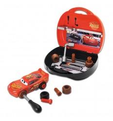 Maletin herramientas + coche cars 3