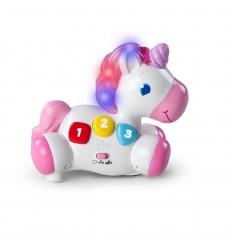 Unicornio rosa ref.llb10307