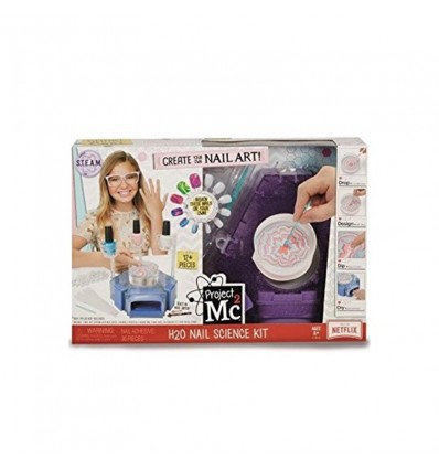 Project mc2 laboratorio de uñas