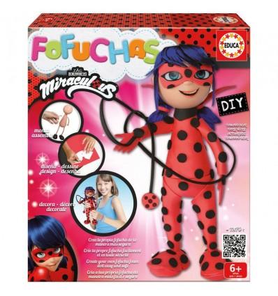 Fofucha Ladybug