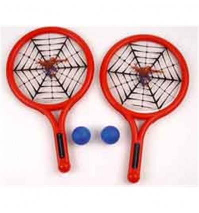 Raquetas boom bat Spiderman 3