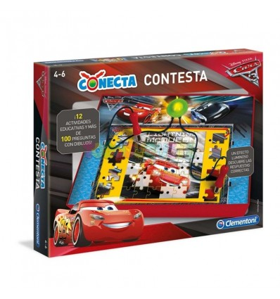 Conecta contesta Cars 3
