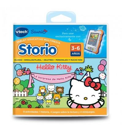 Juego storio Hello Kitty