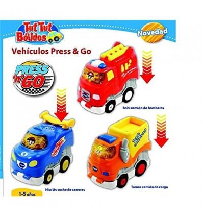 Tut tut vehiculos press & go (precio unidad)