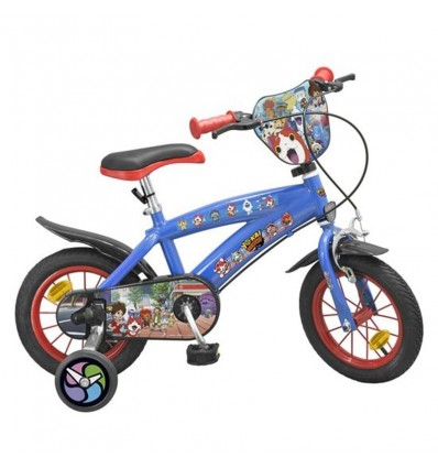 "Bicicleta 12"" yo kai watch"