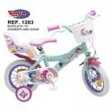 """Bicicleta 12"""" shimmer and shine"""