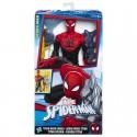 Spiderman figura con armadura spiderman
