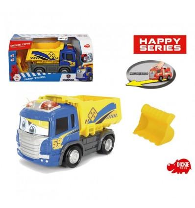Camión scania infantil luces y sonidos