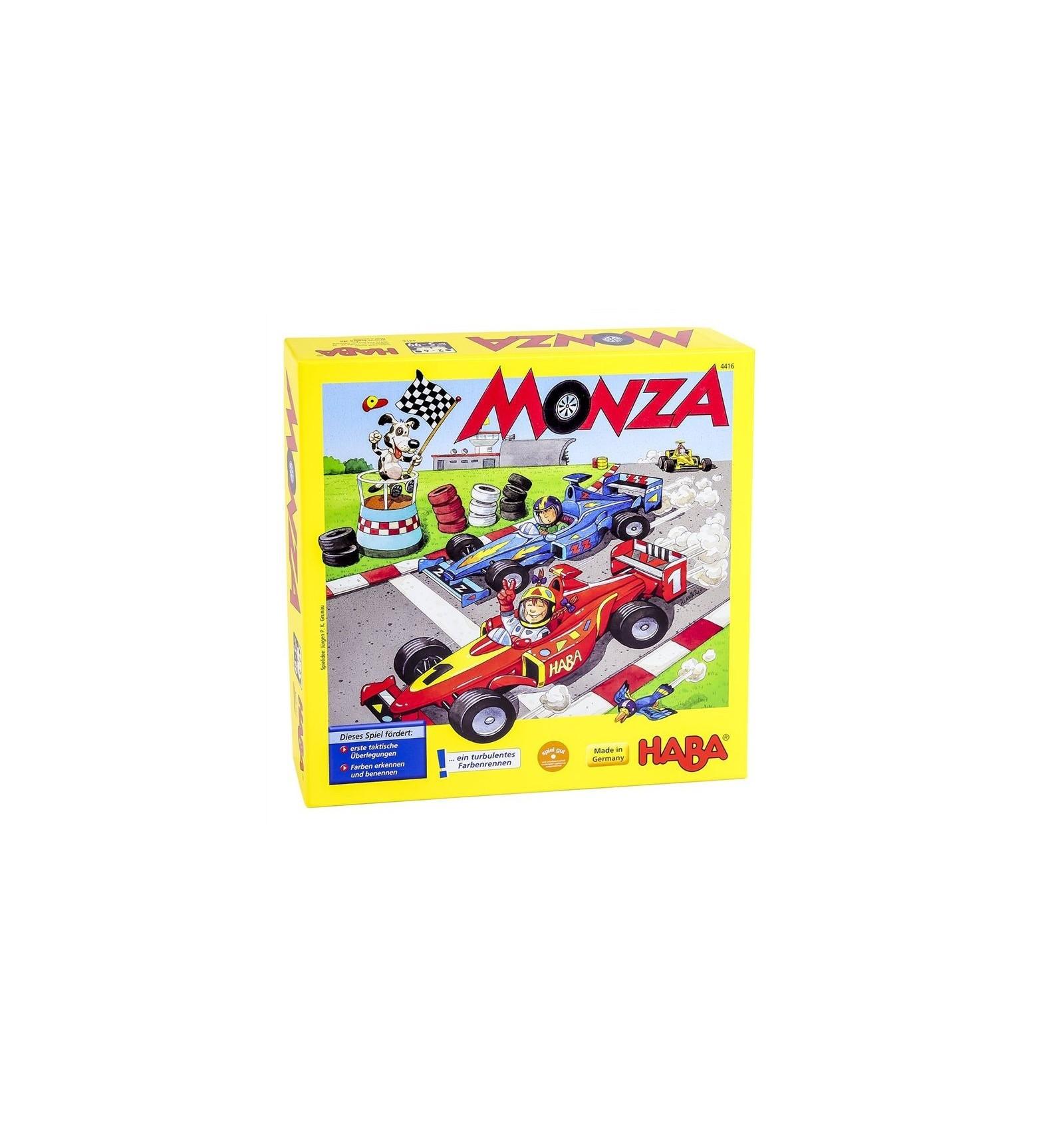 Monza juego de mesa for Time stories juego de mesa