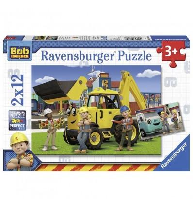 Puzzle bob el constructor 2 x12