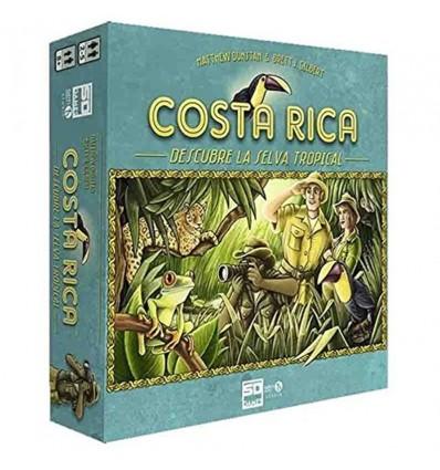 Costa Rica Juego Juegos De Mesa Palaciodeljuguete Com