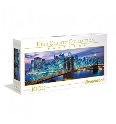 Puzzle 1000 puente de brooklyn panoramico