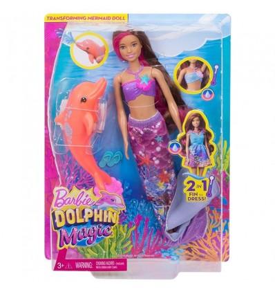 Barbie Sirena Aventura con los Delfines