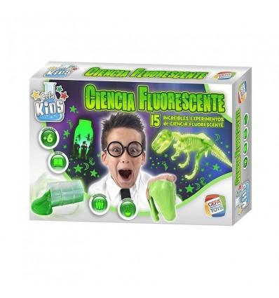 Ciencia fluorescente