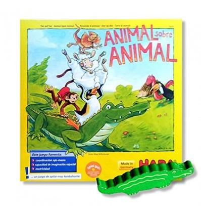 Haba animal sobre animal - esp