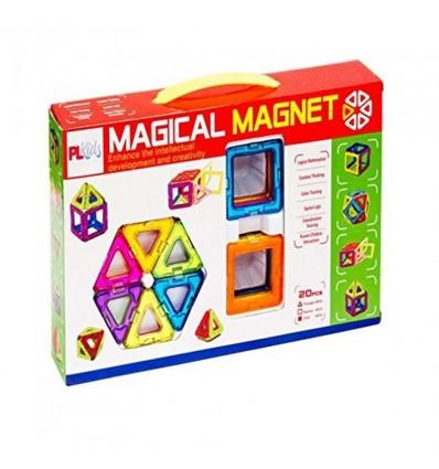 Magical magnet 20 piezas