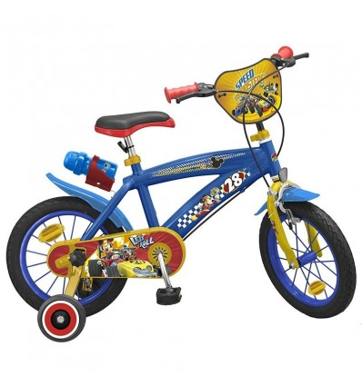 """Bicicleta 14"""" Mickey Rooster"""