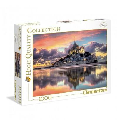 1000 le magnifique mont saint - michel