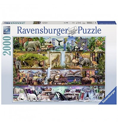 Puzzle 2000 mundo animal