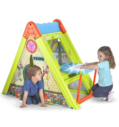 Play & Fold Light Box House 4 en 1