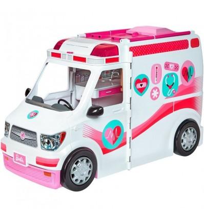 Ambulancia hospital 2 en 1