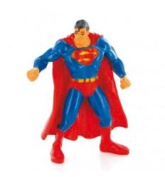 Figura pvc 10 cm. superman