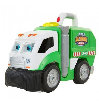 Dusty, el super camión basura