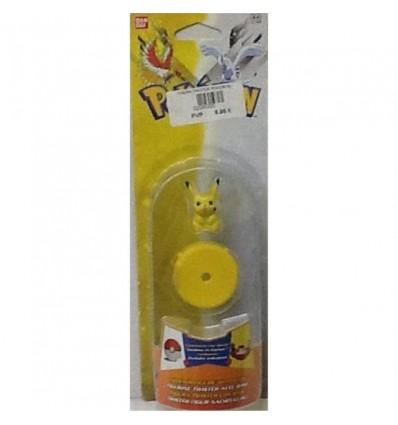 Figura twister pokemon con base