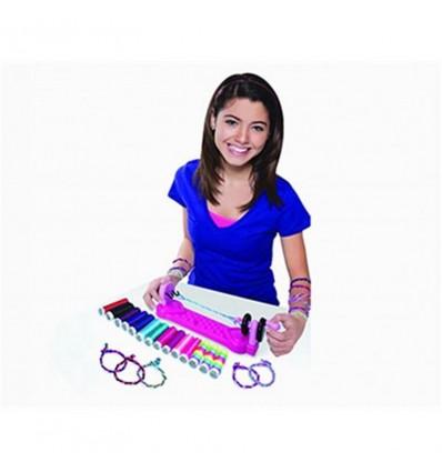 Máquina para hacer pulseras cuerda