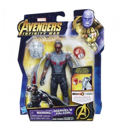 Avengers figura 15 cm marvel´s falcon
