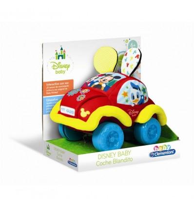 Baby disney coche interactivo