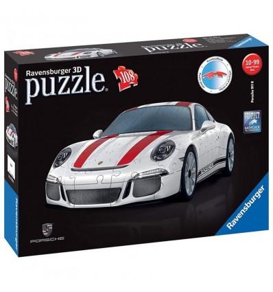 Puzzle 3d porsche