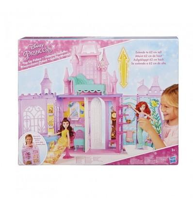Castillo maletín con princesa + muñeca