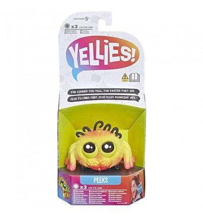 Yellies peeks