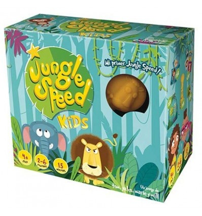 Jungle Speed Kids Sleeve