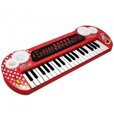 Keyboard c/conex y salida mp3 minnie