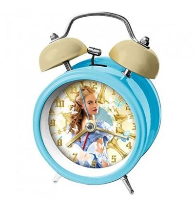 Reloj campanas 9 cm. cinderella
