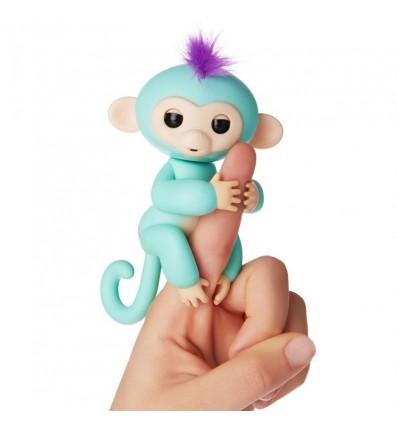Fingerlings mono azul zoe