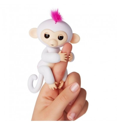 Fingerlings mono blanco sophie