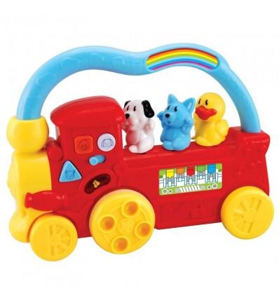 Mi primer tren infantil