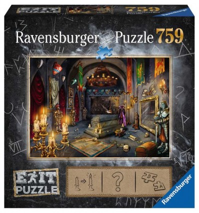 Puzzle Scape 759 Vampiro