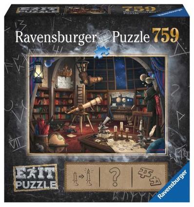 Puzzle Scape 759 Observatorio