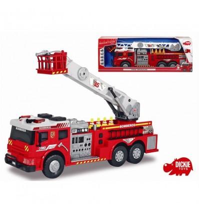 Camión de bomberos 62 cm ( con luz, sonidos y escalera)
