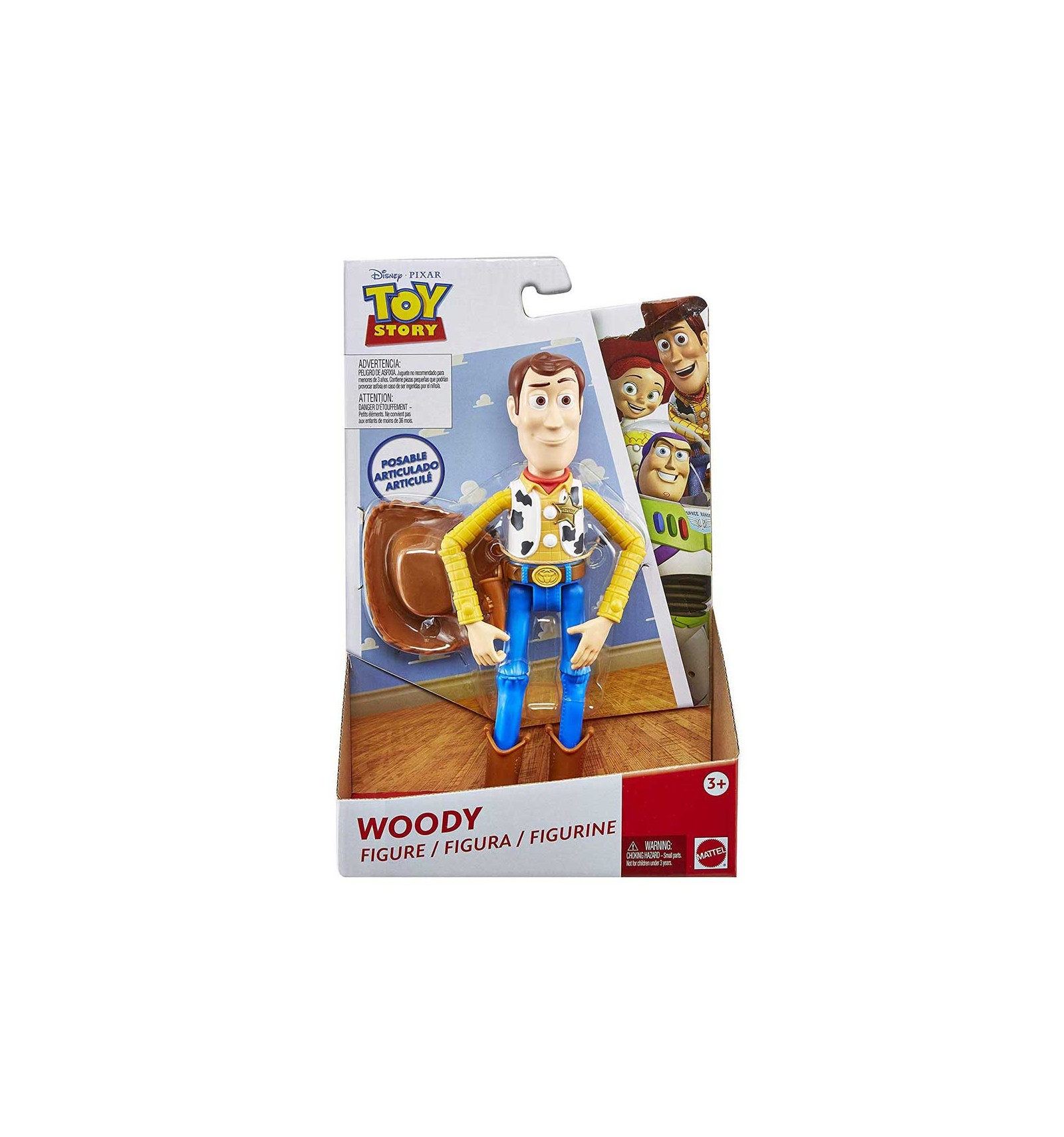 895cd7e91601a Toy Story Collection Muñeco Woody