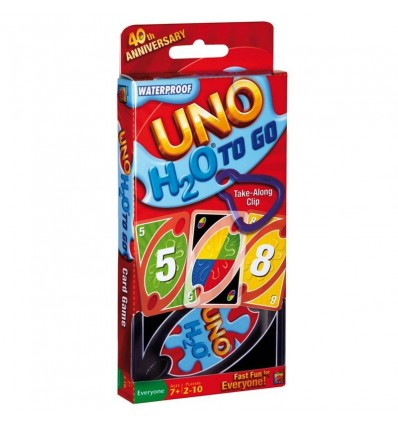 Uno h20 to go