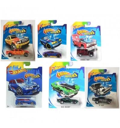 Vehículos color shifters (precio unidad)