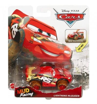 Rayo mcqueen cars xrs mud racing