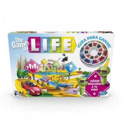 Game of life mascotas