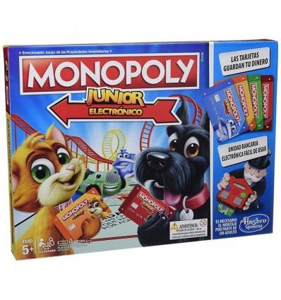 Monopoly junior electronico