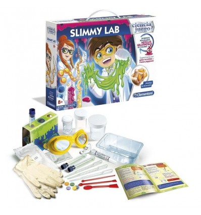 Slimmy lab - laboratorio de slime
